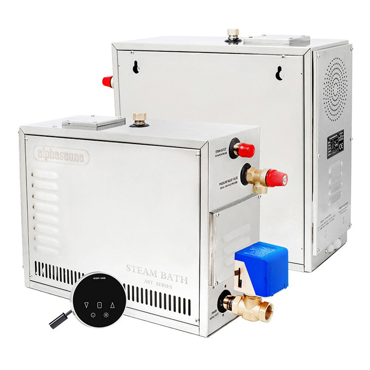 Steam Bath Generator 4.5KW -18KW  Stainless steel heavy duty use Energy Conversation
