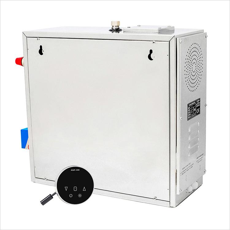 Steam Bath Generator 4.5KW -18KW  Stainless steel heavy duty use Energy Conversation