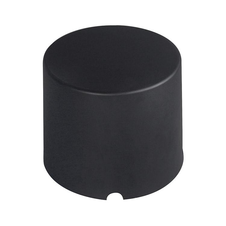 Aluminium Sauna Bucket 5LAnd Ladle With Black/White Paiting Alphasauna