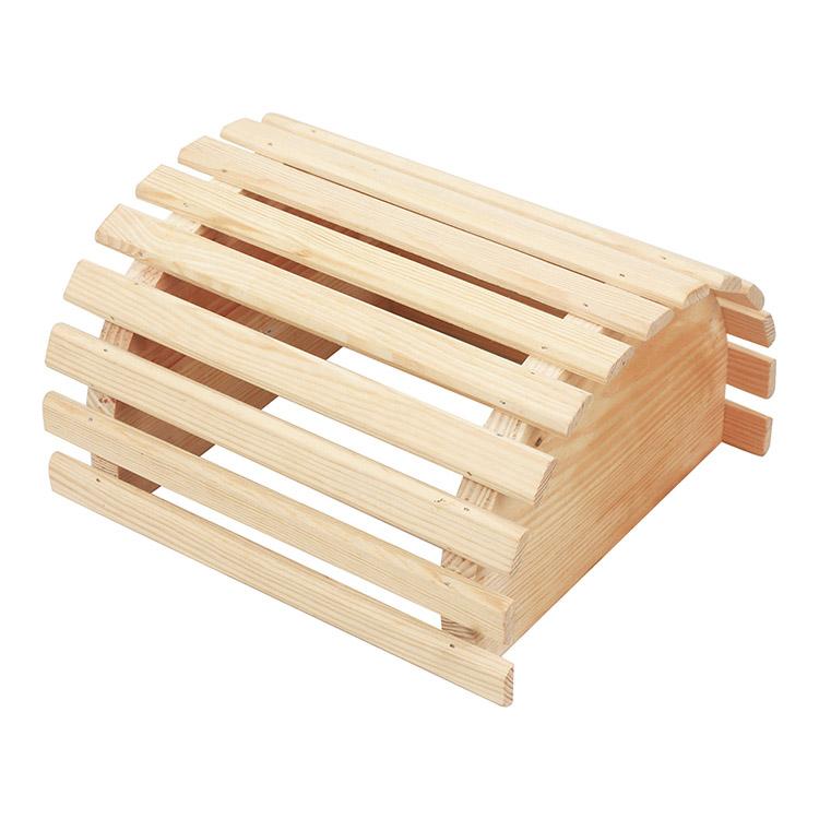 Sauna Lamp Shade Semi-Circle Pine / Aspen/ Red Cedar are customized