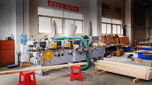 General view of work shop