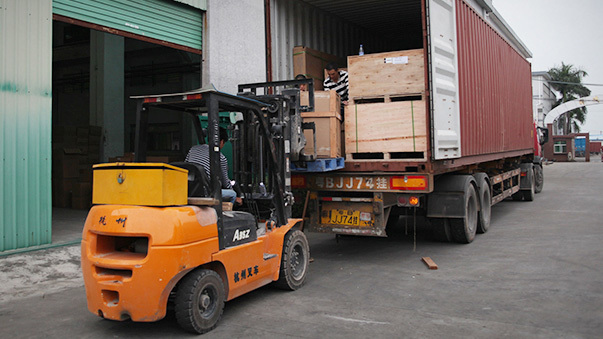 Loading LCL order
