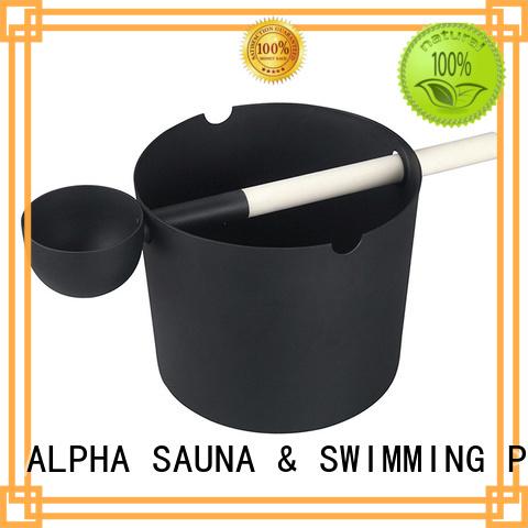 wooden sauna bucket bucket cedarspruceaspen wooden bucket sauna company