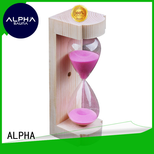 Hot hourglass sand timer minutes ALPHA Brand