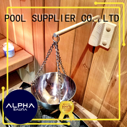 sauna room tub metal clamps ALPHA