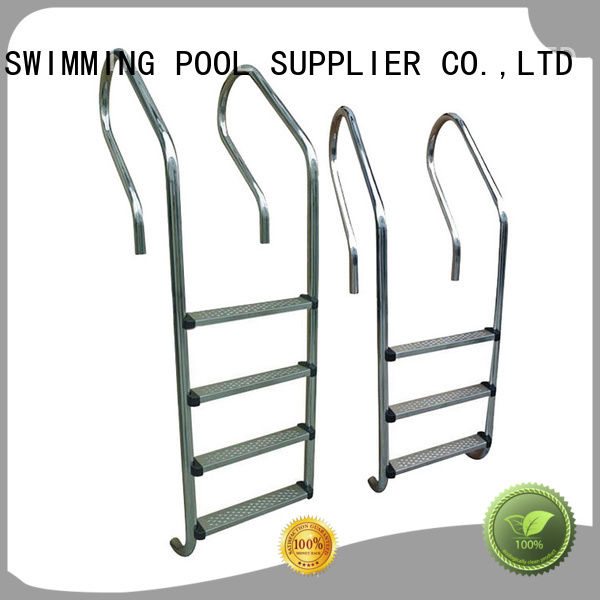 ALPHA Brand turn ladder pool stairs grating factory