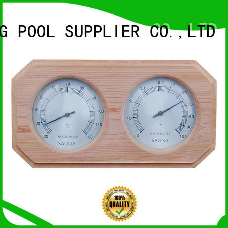 ALPHA Brand hygrometer oblong thermometer sauna thermometer supplier