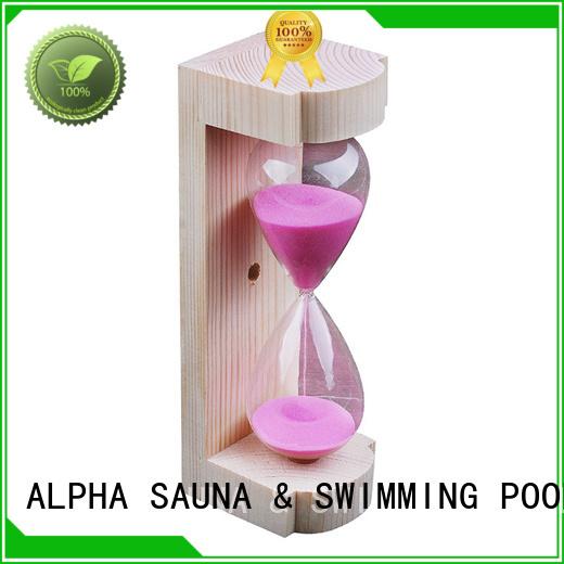 sand timer timer mounting ALPHA Brand company