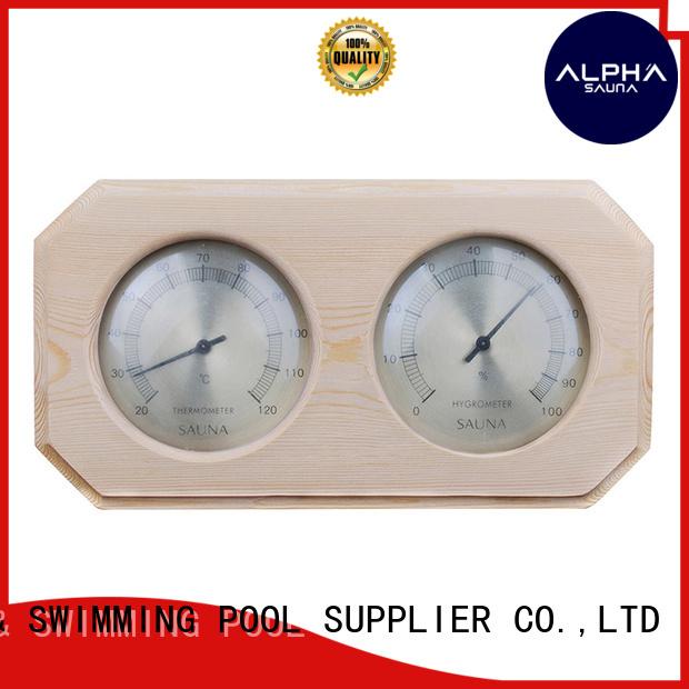 ALPHA Brand angled shape thermometer sauna