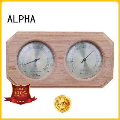 Hot sauna thermometer finnish ALPHA Brand