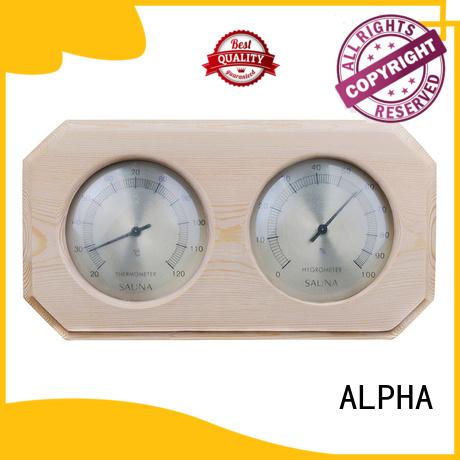 angled finnish sauna thermometer thermometer sauna ALPHA company