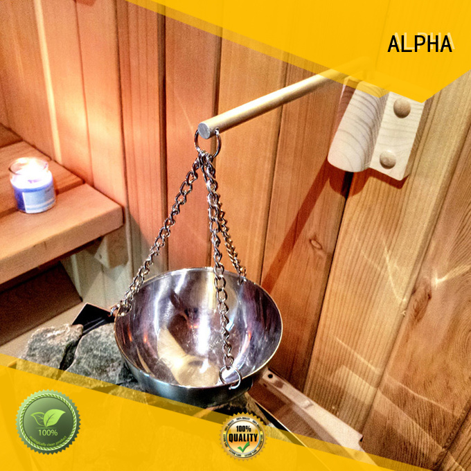 aroma saunas wooden ALPHA Brand metal adjustable clamps manufacture