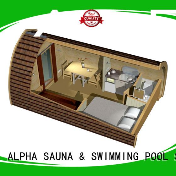 family garden barrel house width ALPHA Brand company