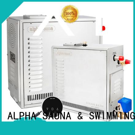 sauna version OEM sauna machine ALPHA