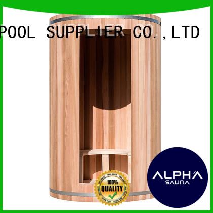 insulation sauna indoor sauna for sale clear ALPHA company