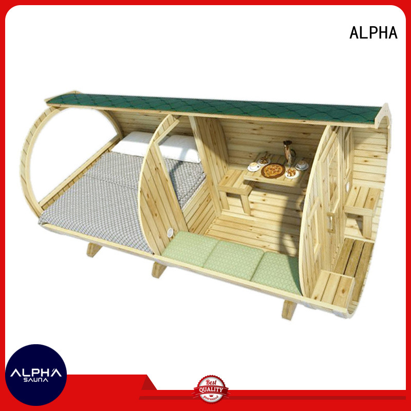 alphasauna camping size camping houses for sale ALPHA manufacture