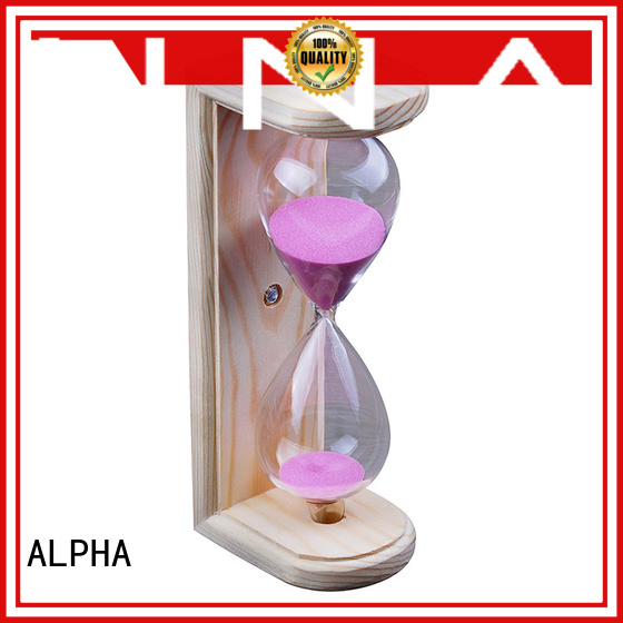 sand timer red white sand hourglass sand timer manufacture