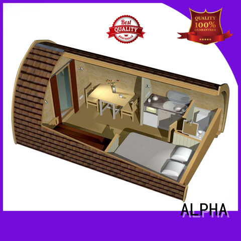Hot size camping houses for sale barrel ALPHA Brand