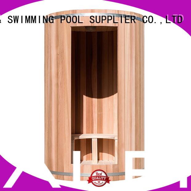 no wood ALPHA Brand indoor sauna for sale