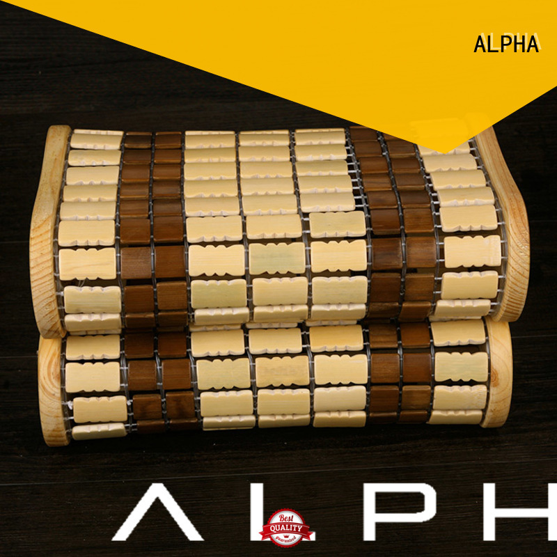 made frame bamboo spruce sauna accessories ALPHA
