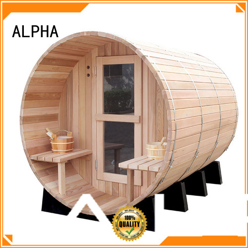 ALPHA Brand spa solid shape cheap garden table and chairs barrel