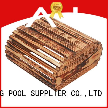 sauna room accessories spruce shades wooden lampshade wooden ALPHA Brand